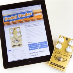 Mad Professor Golden Cello Give Away – And the winner is….