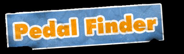 Pedal Finder Blog