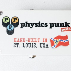 Interview: Physics Punk Pedals