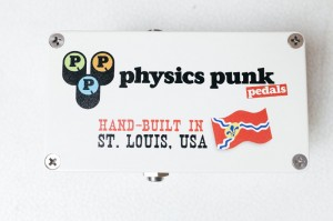 Physics Punk Pedals