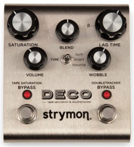 Strymon-Deco-Tape-Saturation-And-Doubletracker