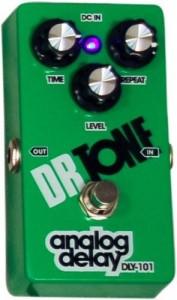 dr tone analog delay
