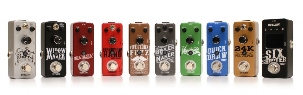 Outlaw Effects Pedals Review