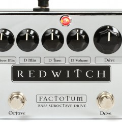Sub Octave Bass | Red Witch Factotum
