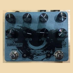 Walrus Audio: Bellwether, Vanguard, Luminary
