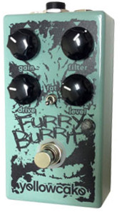 yellowcake pedals furry burrito