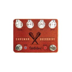 Oddfellow Effects Caveman Overdrive V2