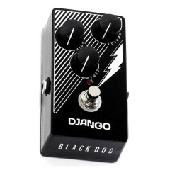 New Builder: Django Pedals