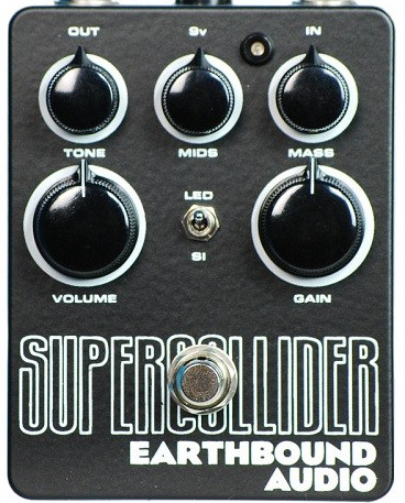 earthbound supercollider