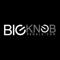 Big knob pedals