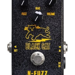 Black Cat Pedals N-Fuzz