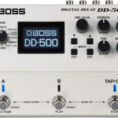 Summer NAMM 2015: New Boss Pedals