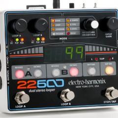 Summer NAMM 2015: Electro-Harmonix 22500 Dual Stereo Looper