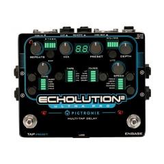 Summer NAMM 2015: Pigtronix Echolution 2 Multi-Tap Delay Pedals