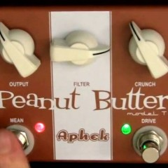 New Builder: Aphek Guitar Effects