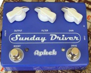 aphek review sunday driver