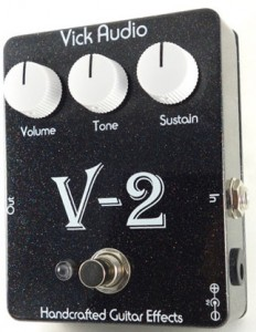 vick audio v-2 review