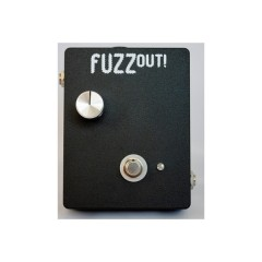 Ohm Made Electronics Fuzz Out Kickstarter