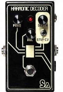 sunsine-audio-harmonic-decoder