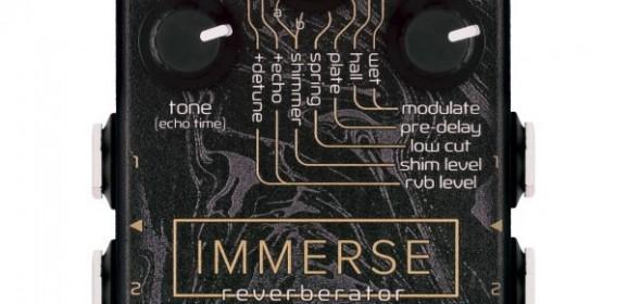 NAMM 2016: Neunaber Immerse Reverberator