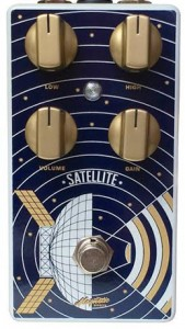 magnetic effects satellite