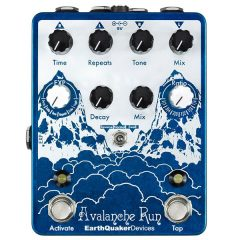 EarthQuaker Devices: Avalanche Run