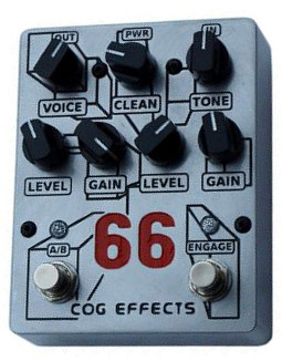 cog effects 66 bass overdrive